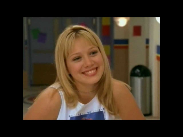 Hilary Duff - I Can't Wait (From The Lizzie McGuire Show)