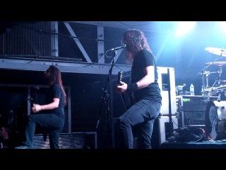 Gojira - 666th Gig - The Garage - Glasgow - 06/11/2012