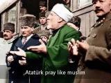 Proof: Atatürk was a Turk (Yörük Türkmen) and he was never a Jewish nor Albanian