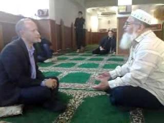 BBC в  мечети имени братьев Хачилаевых...