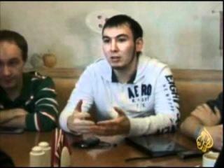 Новосибирцы в эфире Альджазиры :)