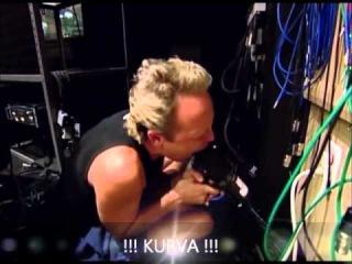 Metallica - Some kind of monster (lars roar fuck)