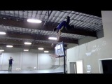 Daniel ilabaca epic slam dunk at The Berrics