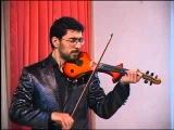 Ramin Hesenov-Tural. azeri skripka.Derbend solo konsert 2.