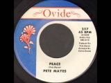 PETE MAYES - Peace