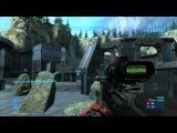 DESTOP (POV) and Korn 2v2 :: Halo Reach MLG Team Slayer [Sanctuary] HD