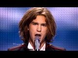 Amaury Vassili - Sognu. (France). Eurovision 2011. Final. Full HD