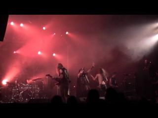 ONDSKAPT - Omnious Worship of the Divine , SWR XV ,BARROSELAS , PORTUGAL 29.04.2012.mkv