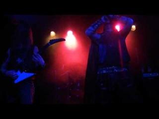 ONDSKAPT (swe) 19-Jan-2012 live @Berlin K17 part 2