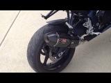 2011 gsxr 750 full yoshimura r77 exhaust