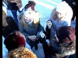 ТГУ NEWS: Татьянин день в ТГУ 2012