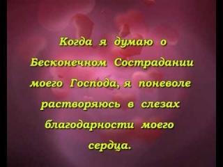 СЛАЙД-ШОУ ''БЛАГОДАРНОСТЬ'' С АФОРИЗМАМИ ШРИ ЧИНМОЯ.