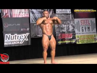 Fouad Abiad Guest Posing At The 2012 NPC Southern States