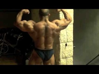 Fouad Abiad Posing Practice