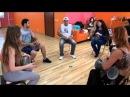 Уроки ритмики в школе Камаля Баллана