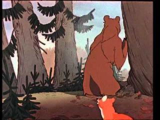 Мультики детям: Трубка и медведь