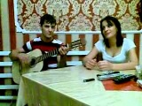 Под Гитару. Поет Амирхан Масаев (Гушка)