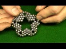 How To Make a Buckyballs Inset Star Tutorial. HD