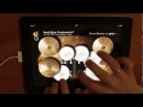 Ipad Drum Meister cover Cradle Of Filth Marthus by Isart