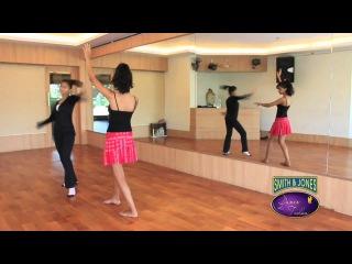 Bollywood Routine 1 - Sheila Ki Jawani Steps