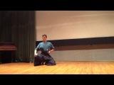 Tenshin Shoden Katori Shinto Ryu Russia (Iai-jutsu) Otake Sensei