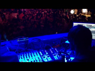 Dubfire & Richie Hawtin Live at Kool Beach, The BPM Festival 2012 (Playa Del Carmen, Mexico) Part 2