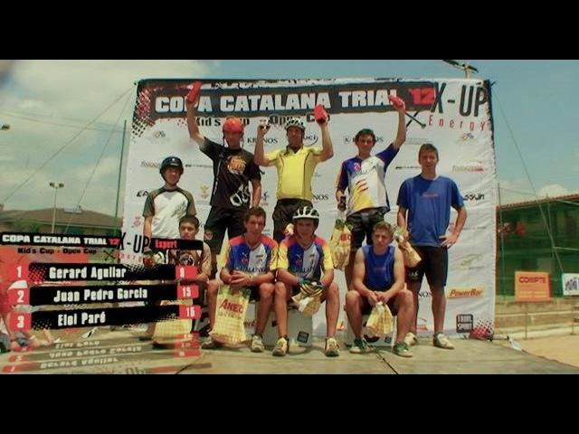 Copa Catalana Trial '12 X-UP Energy - Kid's Cup - Open Cup 1 Sta. Maria de Corcó - L'Esquirol (CabrerèsBTT) - C1