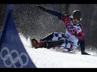 Вик Уайлд. Сноуборд. Параллельный Слалом. Финал. Олимпиада 2014 в Сочи
