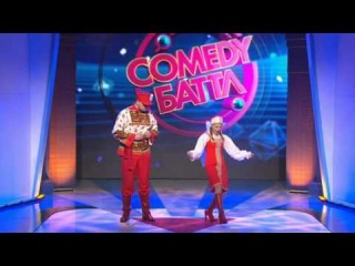 Comedy Баттл  - Зачем зеркальце на ноге?!