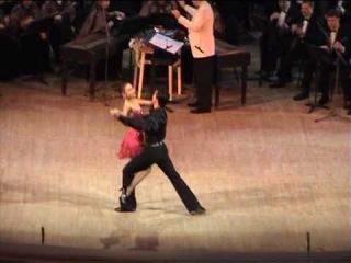 Ансамбль Игоря Моисеева. Аргентинское танго из балета Вечер в таверне