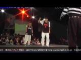 【WDC JAPAN FINAL】LOCK side SORI & SACHI VS SHUFFLE BOOGIE (KENZO & TAKASHI)