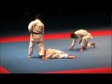 Kata + Bunkai SUPARIMPEI by SPAIN - FINAL 46th EKF European Karate Championships