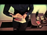 Невероятные трюки с колодой карт!