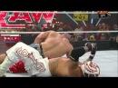 WWE RAW Championship Джон Сина (John Cena) vs Рей Мистерио (Rey Mysterio)