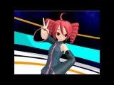 [UTAU / MMD] Kasane Teto - Po-pi-po (Hatsune Miku Version)