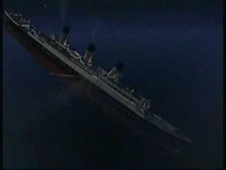 Как утонул титаник 2