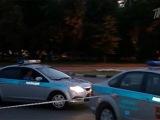 На столичных улицах вечером развернулась погоня со стрельбой - Первый канал