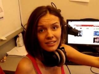 Эрика с новым хитом Последний раз на Русском радио