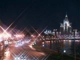 Ко Дню Победы Москва предстала в новом свете - Первый канал