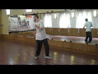 【Basic Movements by Vobr】 Brooklyn Stomp