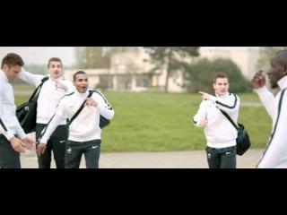 Citroen, Loeb, Сборная Франции по Футболу