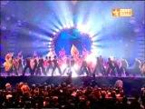 Lara Dutta Comedy & Saif Ali Khan Live Dance