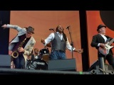 Average White Band perform Pick Up The Pieces - Live in Hyde Park 2012 - BBC Radio 2