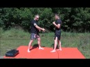 Trening Sztuk Walki - kopnięcia cz.2 low kick
