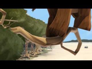 Балетная пачка 2009 мультфильм, короткометражка, семейный, 3D анимация, комедия, драма