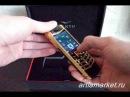 Artiamarket - видеообзор копия Vertu Signature S Design Gold