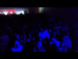 Black Asteroid live @ Cinema Club, Kiev(Ukraine) 09.11.12