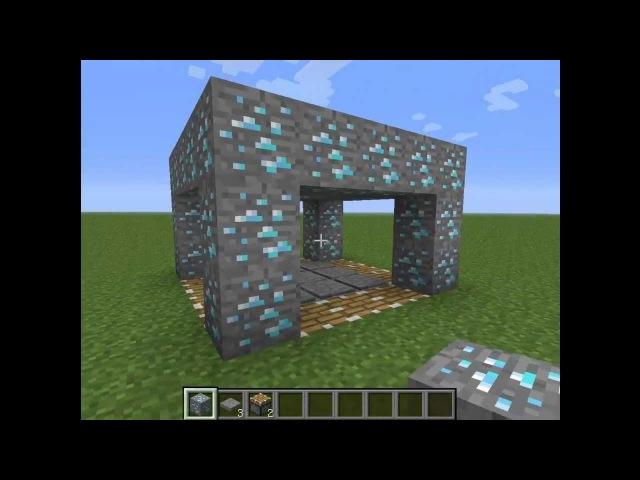 Ловушка от гриферов в minecraft 1.2.5