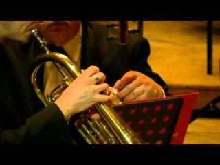 Сергей Накаряков и его волшебная труба на концерте 31 марта 2013