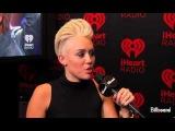Miley Cyrus' 'Sick' Album Eyed for Early 2013 (Billboard)